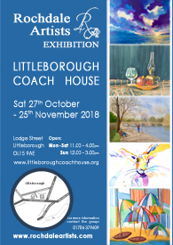 Rochdale Artists Exhibtion 2018